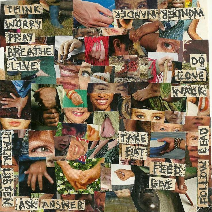 Human Collage