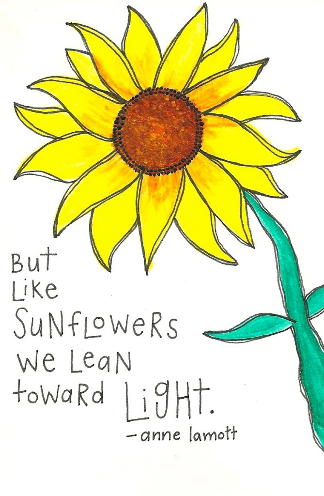 Like Sunflowers